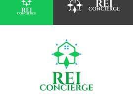 #91 untuk Need a Classy Logo for a Real Estate Investors Company ( REI Concierge) oleh athenaagyz