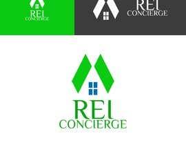 #93 untuk Need a Classy Logo for a Real Estate Investors Company ( REI Concierge) oleh athenaagyz