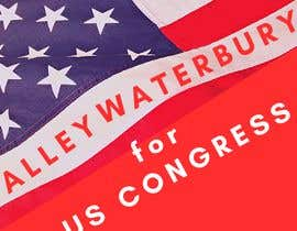 #5 for Alley Waterbury for US Congress by AdmireArt