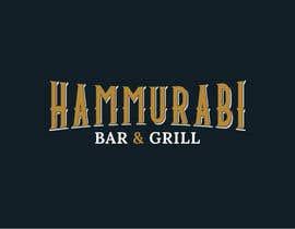 #108 for LOGO: Hammurabi Bar and Grill by carolingaber