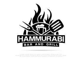 #73 for LOGO: Hammurabi Bar and Grill by maxidesigner29
