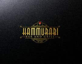 #100 for LOGO: Hammurabi Bar and Grill by nurjahana705