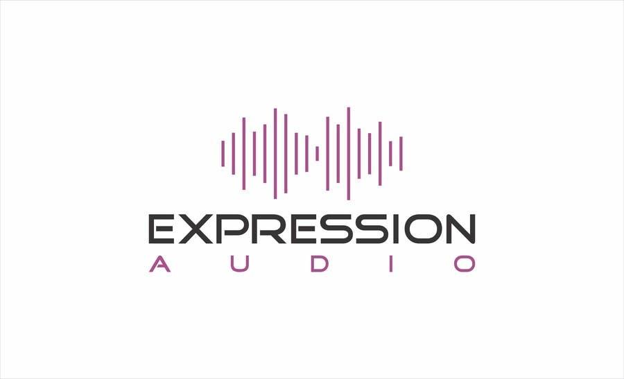 Bài tham dự cuộc thi #                                        63                                      cho                                         Design a Logo for Expression Audio