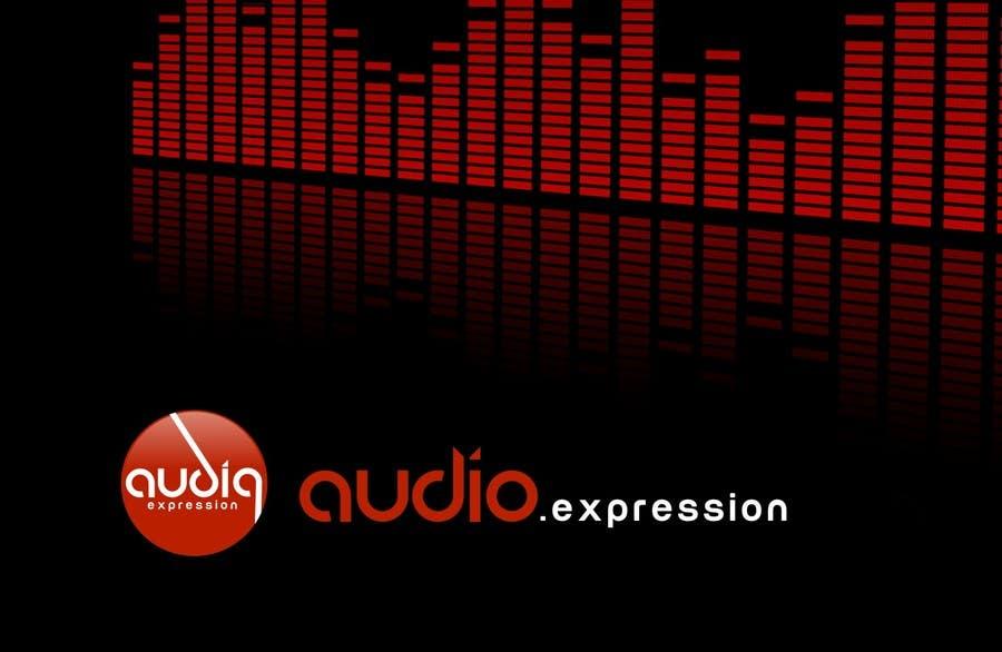 Bài tham dự cuộc thi #                                        73                                      cho                                         Design a Logo for Expression Audio