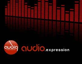 #73 cho Design a Logo for Expression Audio bởi maminegraphiste