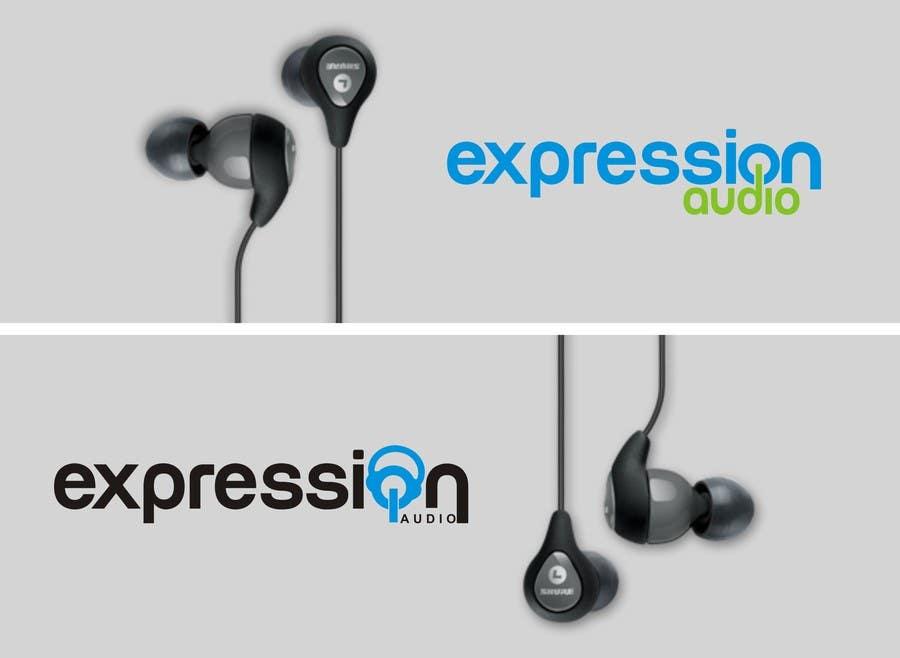 Bài tham dự cuộc thi #                                        78                                      cho                                         Design a Logo for Expression Audio