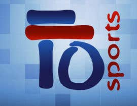 #38 cho New Logo Design for t10sports.com bởi kainatali