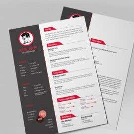 Entry #1 by Hk247 for Design CVs for both me and my wife