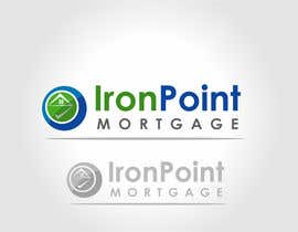 #193 cho Logo Design for Iron Point Mortgage bởi won7