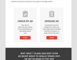 #6 for Make a new professional Email Template by MeBidisha