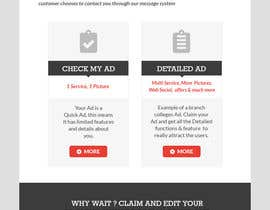 #10 for Make a new professional Email Template by MeBidisha