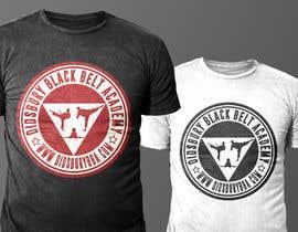 #41 cho Design a logo and Martial arts T-shirt bởi Exer1976