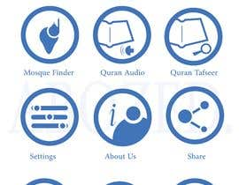 Vector Icons for Islamic Mobile App | Freelancer