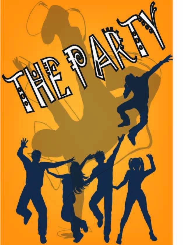 """Kilpailutyö #49 kilpailussa T-shirt design """"The Party"""""""