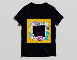 "#81 для T-shirt design ""The Party"" от golamrahman9206"