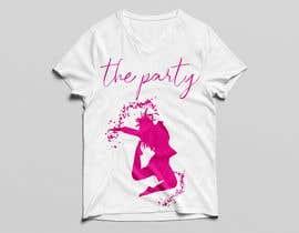 """Nro 83 kilpailuun T-shirt design """"The Party"""" käyttäjältä golamrahman9206"""