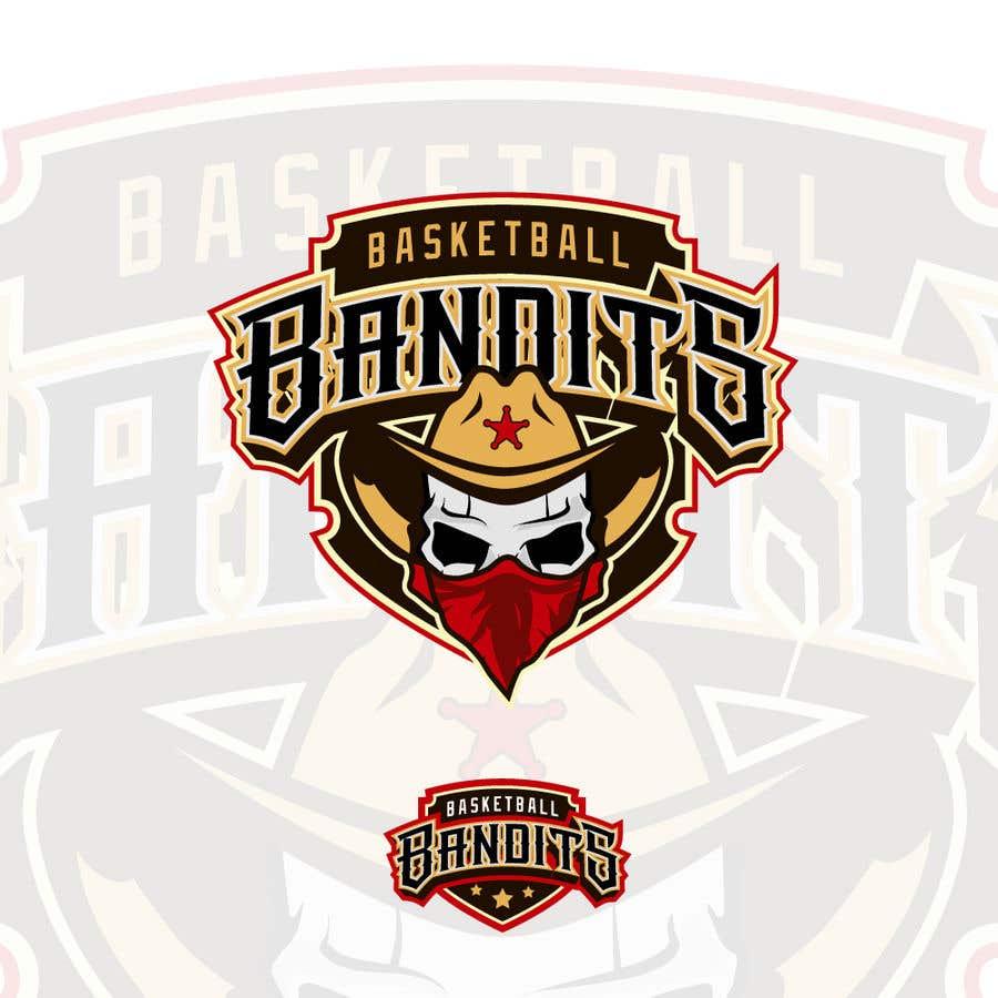 Penyertaan Peraduan #26 untuk Logo for basketball team