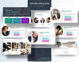 #2 for Design a template for venture capital firm's funding deck by casandrazpran