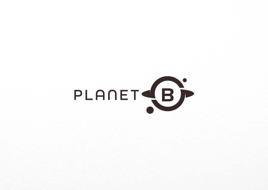 Kilpailutyö #134 kilpailussa Planet Logo
