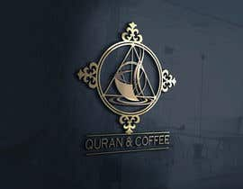 #1 untuk I need a logo for Quran & Coffee. It will be an event with coffee,I want latte art pics and barista stuff and coffeebeans and I want the spirituality religious aspect of the Quran included, be creative blending the coffee with concept of the Quran somehow oleh stcserviciosdiaz