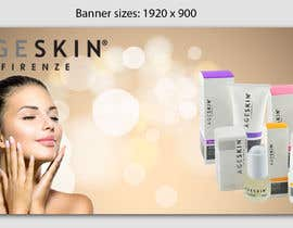 nº 34 pour Skin Care Website Homepage Mock-up par noorulaminnoor