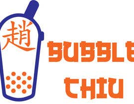#22 cho Logo for a bubble tea company bởi habeeba2020