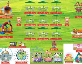#15 for design a A5 size leaflet for  food event by utsabarua