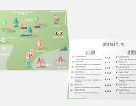 #13 for design a A5 size leaflet for  food event by fachriio