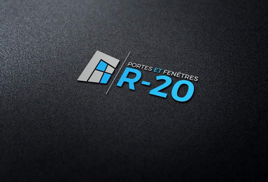 Penyertaan Peraduan #95 untuk Design a logo for a doors and windows company