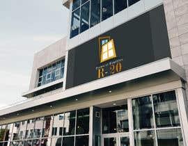 #185 for Design a logo for a doors and windows company af shidulislam23217