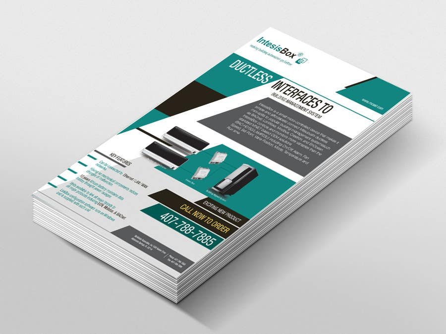 entry 11 by redwetsolutions for design a one page flyer for a