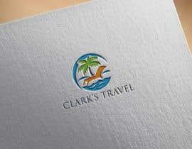 #45 for Clark's Travel Logo by heisismailhossai