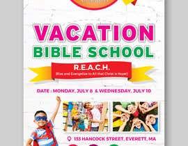 nº 61 pour Vacation Bible School Flyer par dinesh0805