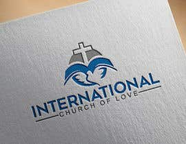 #52 cho Create a logo for our church ~ International Church of Love bởi nurjahana705
