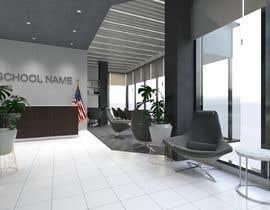 #23 pentru Lobby corridor design for a school de către Wenikafiverr