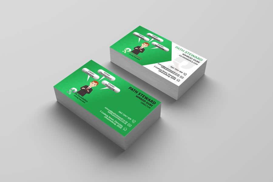 Penyertaan Peraduan #245 untuk Business card Design