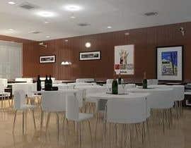 #3 for Make a 3D image of a restaurant af TMKennedy