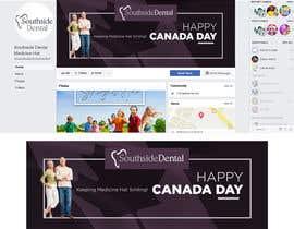 #8 para Facebook Banner - Canada Day - SSD por FantasyZone