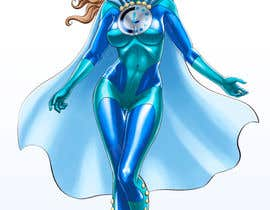 #51 for Realistic female superhero character - HM af lequidanimotion