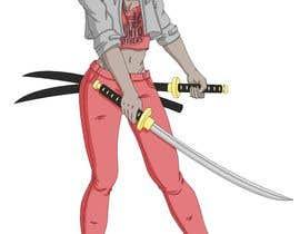 #28 pentru Make an Anime Style Female Character de către Bryce18