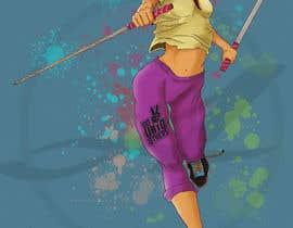 #24 pentru Make an Anime Style Female Character de către chie77