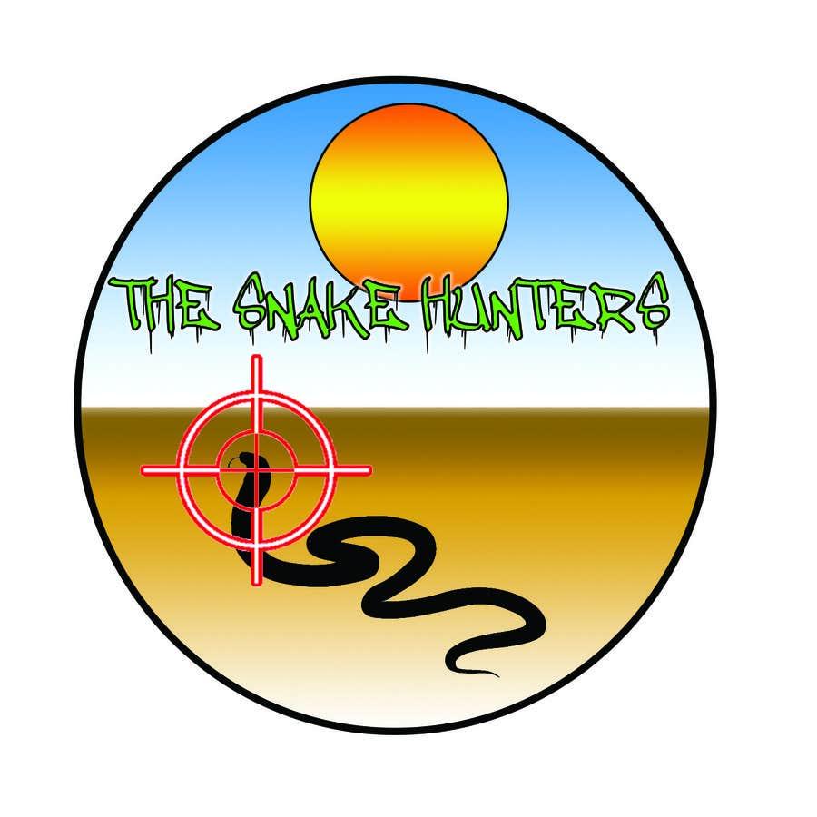 Penyertaan Peraduan #                                        23                                      untuk                                         Design a Logo for The Snake Hunters