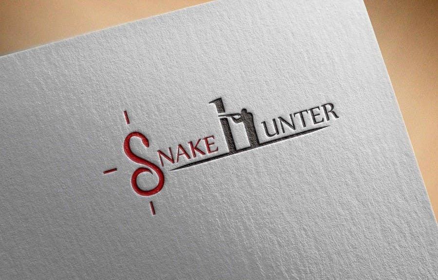 Penyertaan Peraduan #                                        31                                      untuk                                         Design a Logo for The Snake Hunters