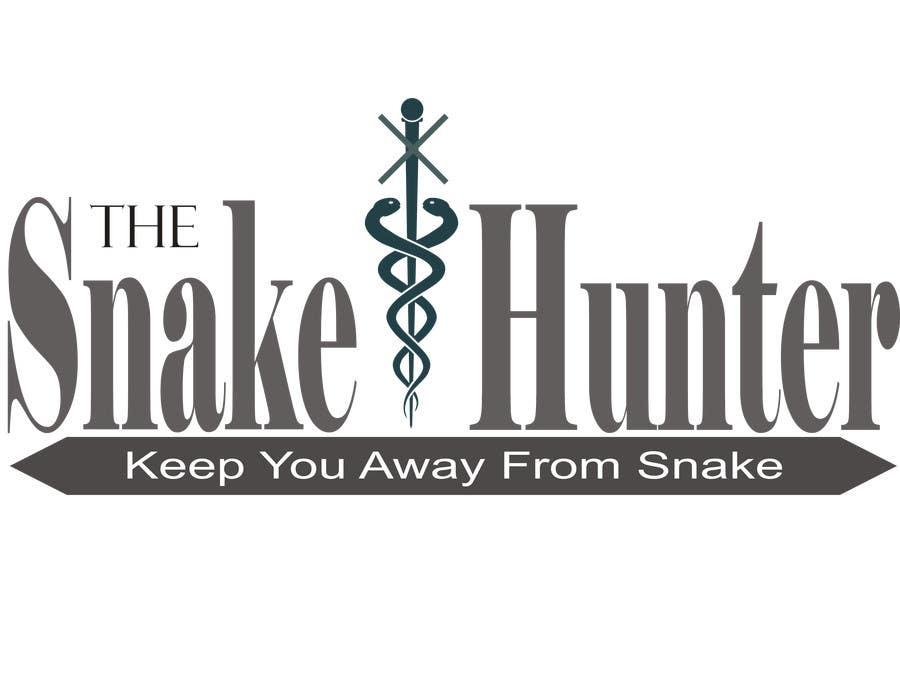 Penyertaan Peraduan #                                        44                                      untuk                                         Design a Logo for The Snake Hunters
