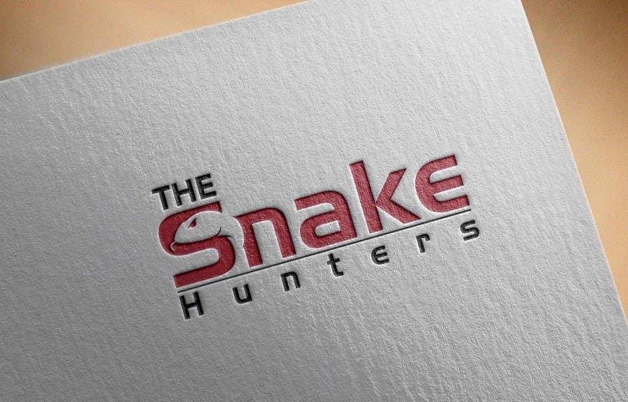 Penyertaan Peraduan #                                        17                                      untuk                                         Design a Logo for The Snake Hunters