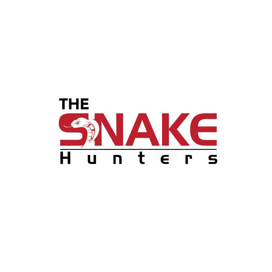 Penyertaan Peraduan #                                        41                                      untuk                                         Design a Logo for The Snake Hunters