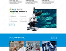 #19 for Build a website for a biotech startup company by pardworker