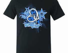 Nro 23 kilpailuun Tumbling team shirt design käyttäjältä stsohel92