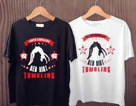 Nro 2 kilpailuun Tumbling team shirt design käyttäjältä AllyHelmyy