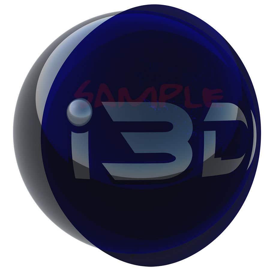 Penyertaan Peraduan #94 untuk Logo design for i3D.